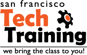 Excel Training, Photoshop, Adobe, PowerPoint, WordPress in San Francisco Bay Area. We bring the class to you - private and group available!